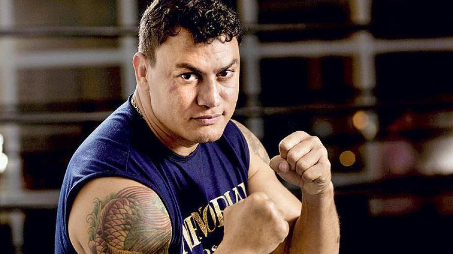 Acelino Popó Freitas (ex-boxeador)
