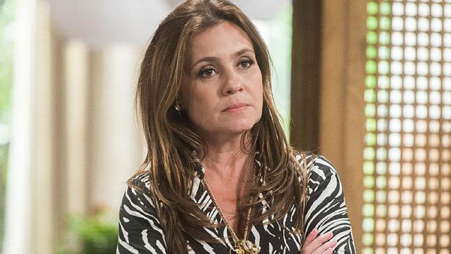 Melhor Atriz - Adriana Esteves, por Laureta em Segundo Sol (Globo)