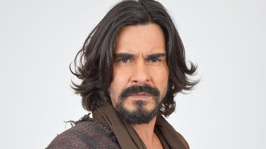 André Gonçalves será Barrabás em Jesus