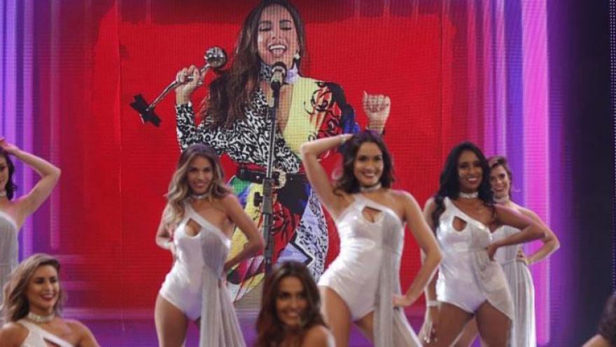 A melhor Cantora: Anitta
