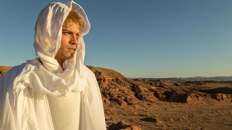 Raphael Sander será o anjo Gabriel em Jesus