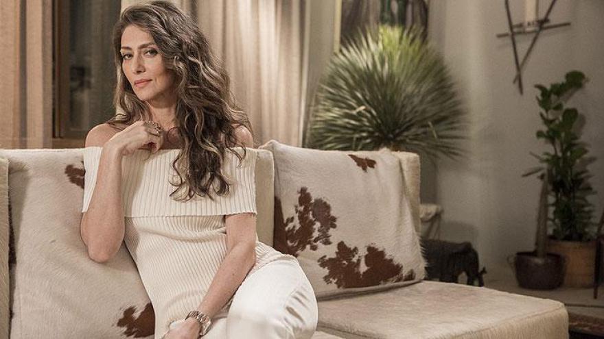 Em A Força do Querer, Maria Fernanda Cândido interpreta Joyce
