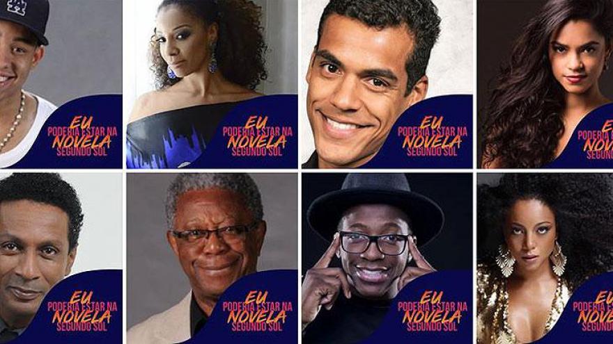 Segundo Sol causa polêmica por ausência de negros no elenco. Página no Facebook lançou movimento com mais de 50 atores negros que poderiam estar na novela e não estão.