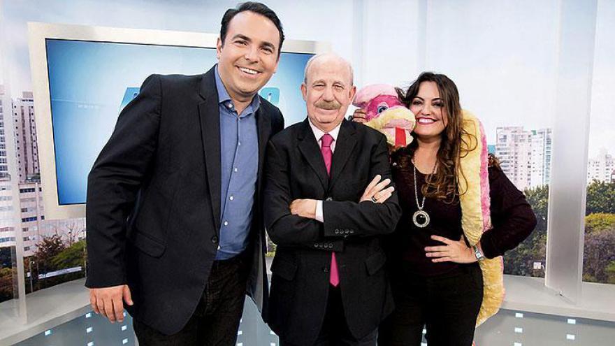 Melhor Jornalístico Local - Balanço Geral SP (Record TV)
