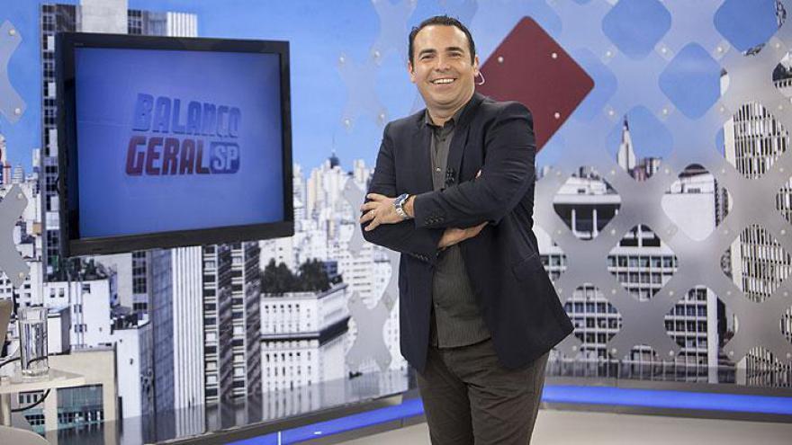 Melhor Apresentador Local - Reinaldo Gottino (Record TV SP)