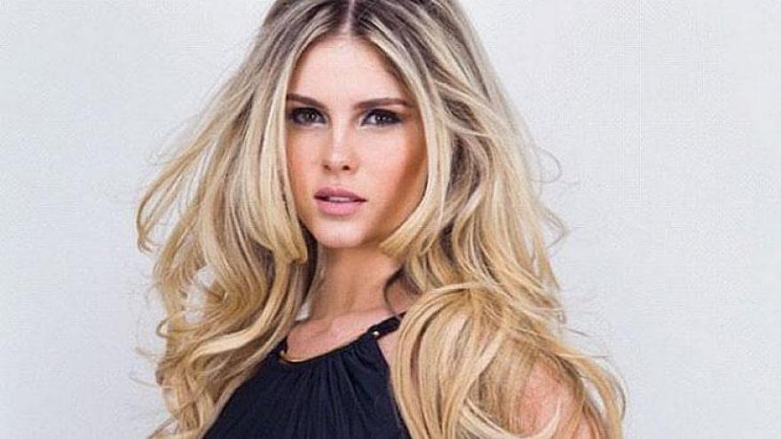 Bárbara Evans (modelo)