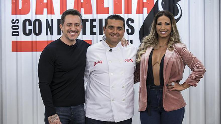 Rick Bonadio, Cake Boss e Valesca Popozuda