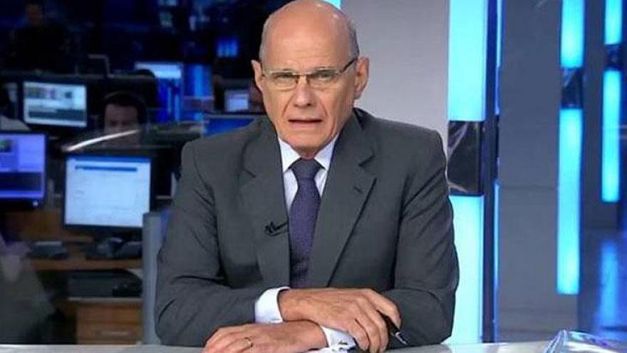 Ricardo Boechat morre aos 66 anos após um helicóptero cair. Jornalista era âncora do