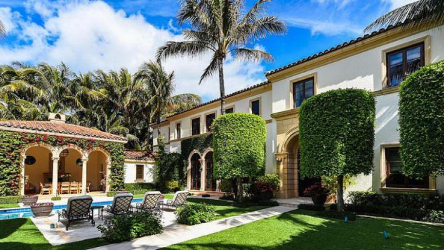 A nova mansão de Bon Jovi