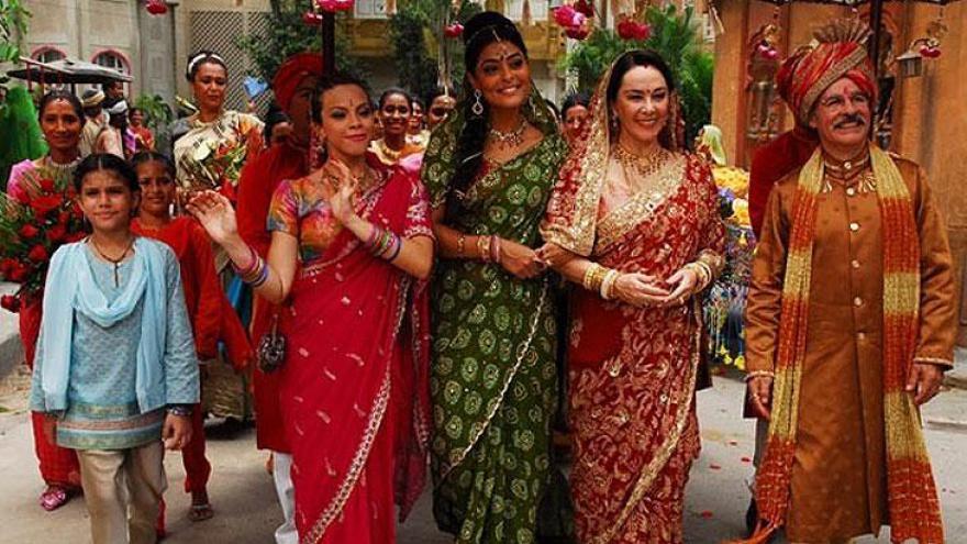 Caminho das Índias, de Glória Perez, é indicado ao prêmio Soap France Awards