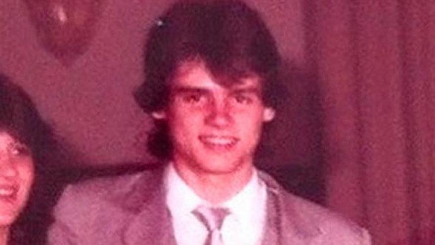Celso Portiolli com 17 anos