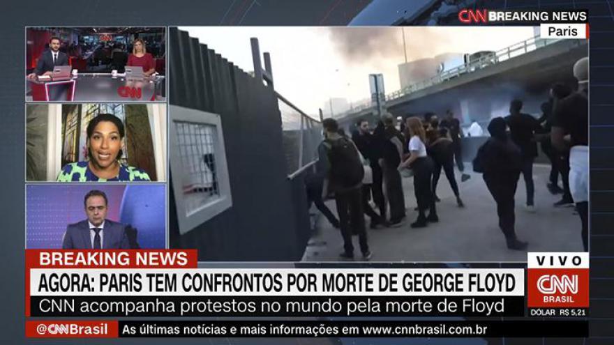 Protestos antirracistas