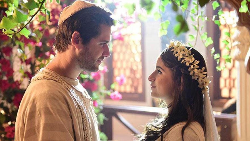 Deborah se casa com Tiago Justo