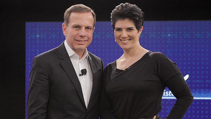 Mariana com João Dória - Programa comemora dois anos no ar como um dos melhores produtos RedeTV!