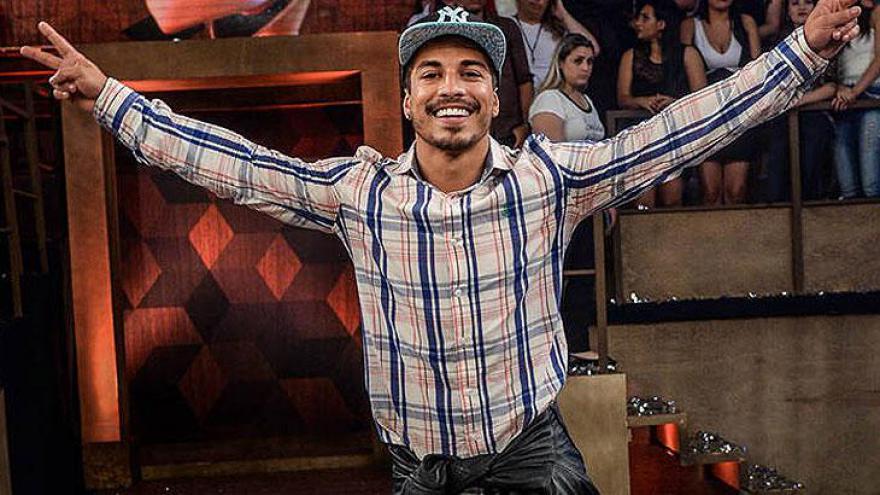 Douglas Sampaio (ator e vencedor de