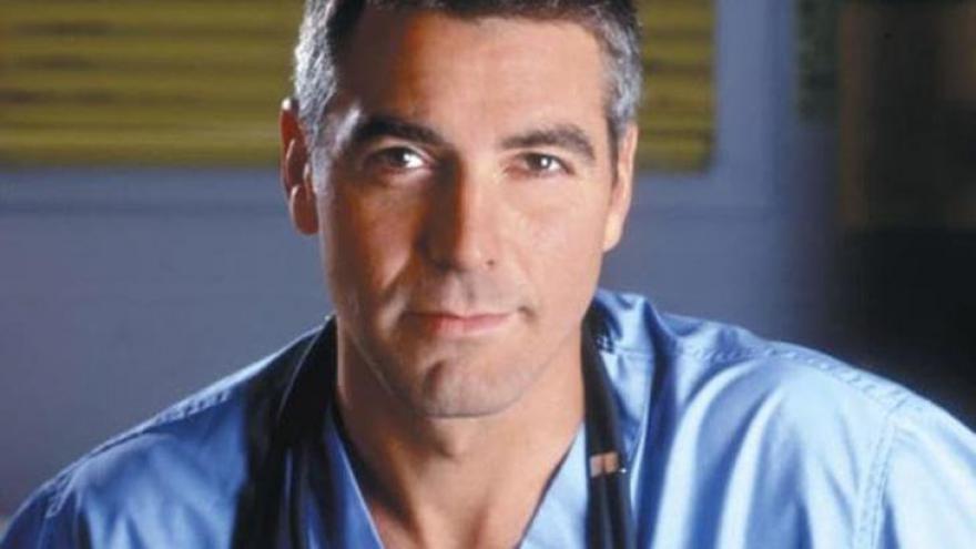 O galã George Clooney, de