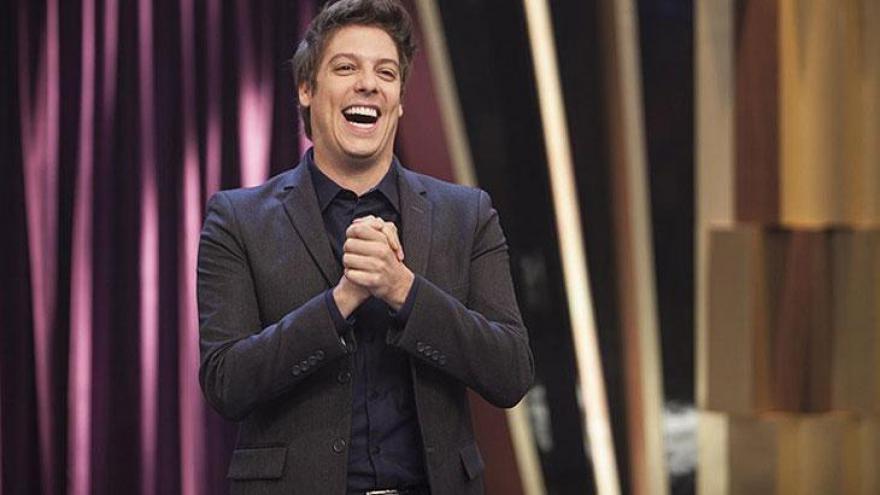 Fábio Porchat está na categoria Melhor Talk-show