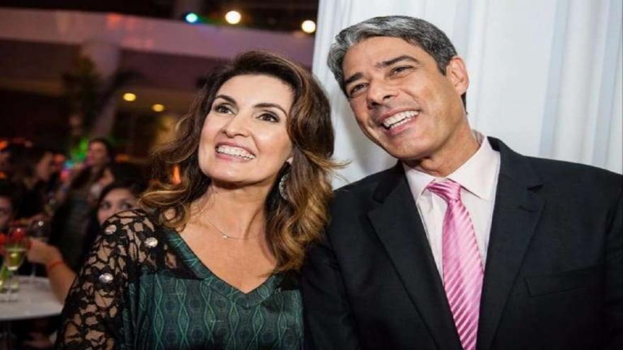 Ex-casal 20 do jornalismo