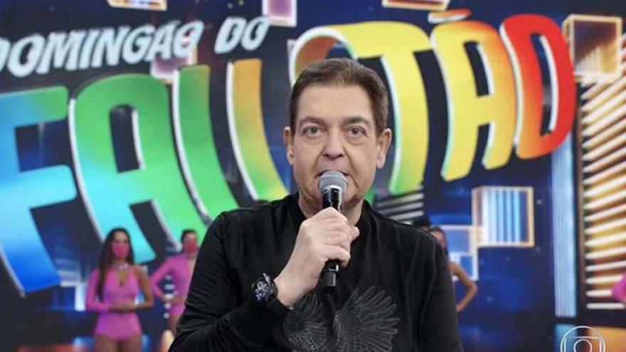 Em que ano Faustão estreou na Globo?