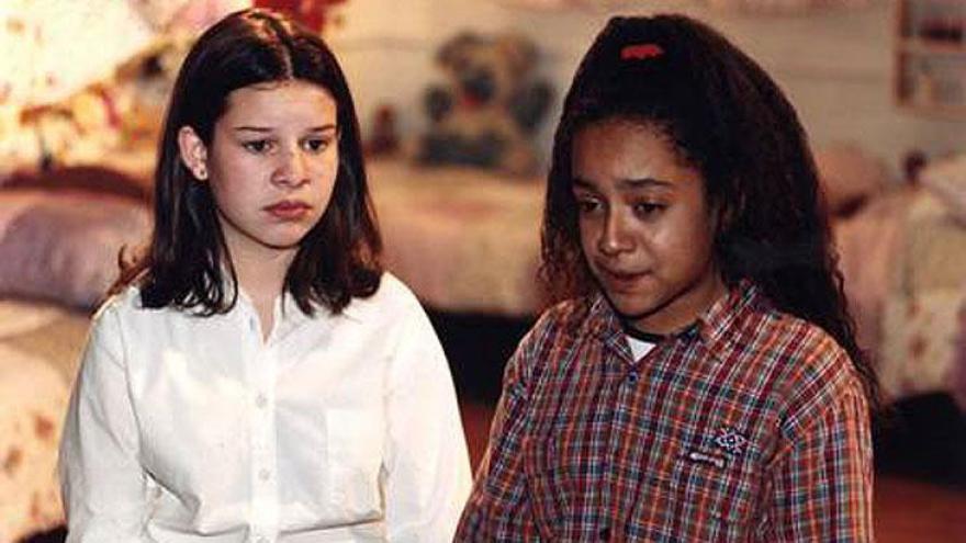 Fernanda Souza interpretou Mili, na primeira versão de Chiquititas do SBT.