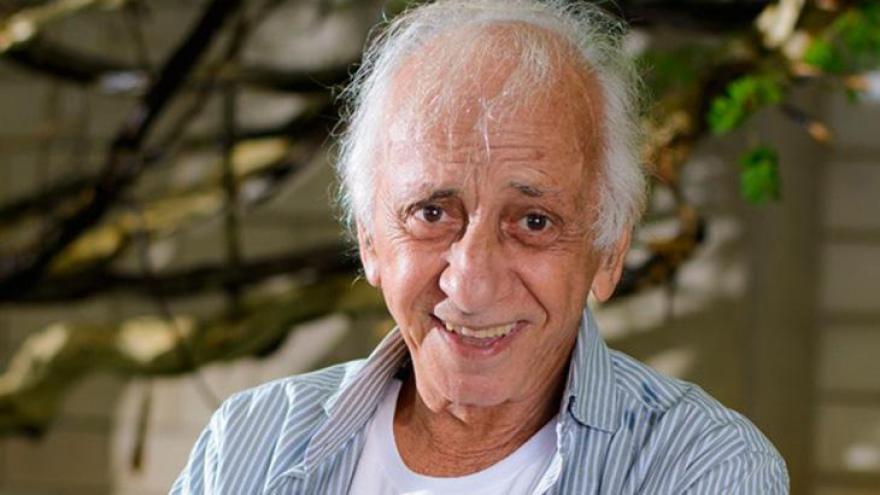 Flávio Migliaccio foi encontrado morto em sítio, aos 85 anos
