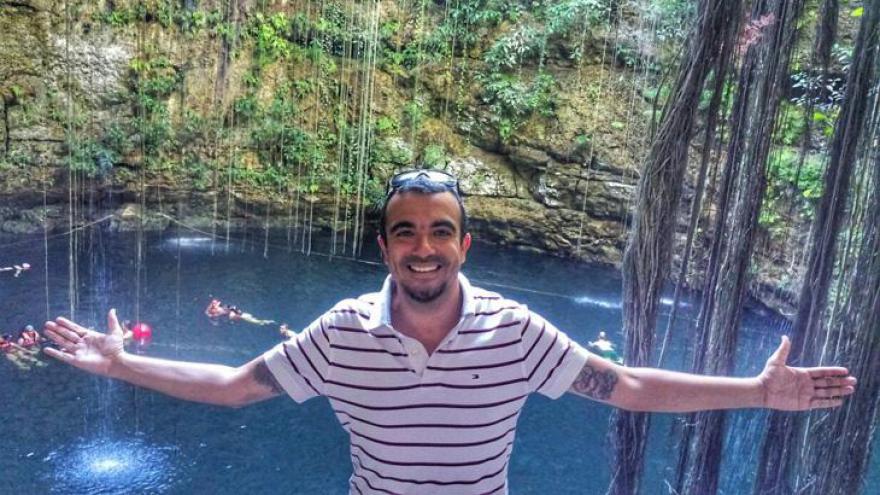 Victor Galhardo Rosa é sócio da Flor do Caribe Cancún