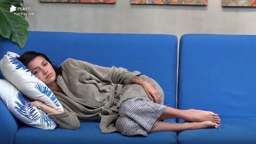 Gabi perdida após o sonho com Nadja