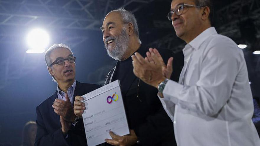 João Roberto Marinho, Roberto Irineu Marinho e José Roberto Marinho