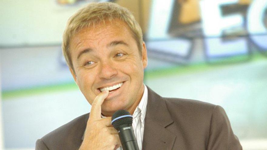 Luto! Morre Gugu Liberato, um dos maiores apresentadores da TV