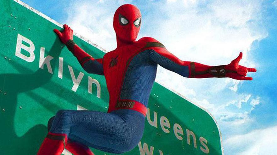 Lançamento 2017 - 6 de julho: Homem Aranha – De Volta ao Lar (Brasil); 7 de julho (EUA)