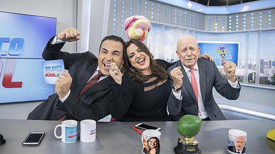 Melhor Programa ou Quadro de Fofocas - A Hora da Venenosa (Record TV)
