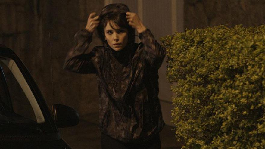 Irene assusta Elvira