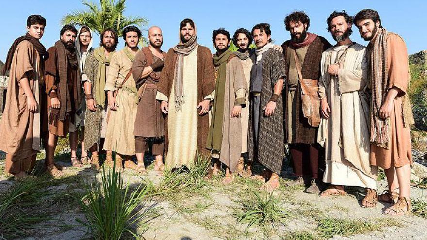 Jesus e os apostolos