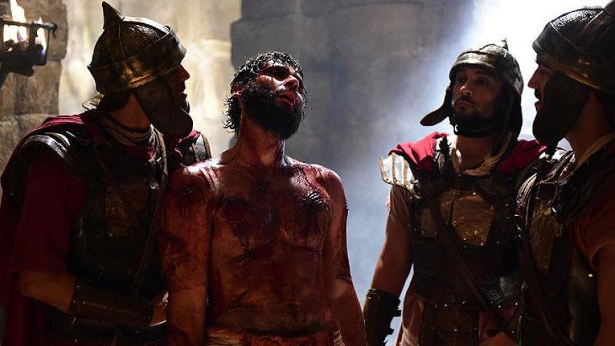 A flagelação de Jesus