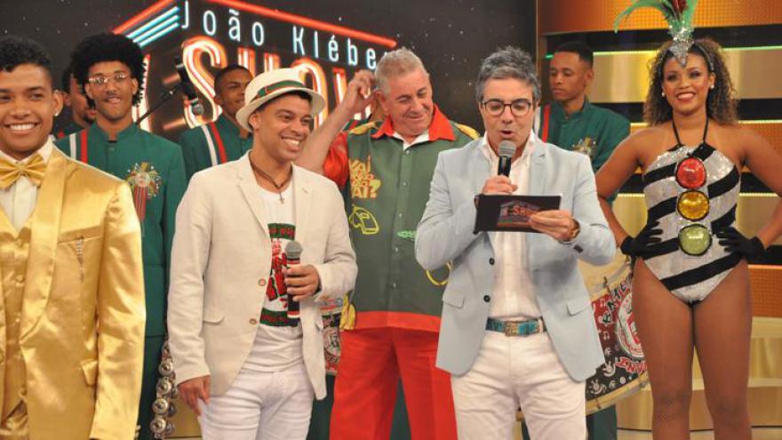 Especial tem direção de Leleco Barbosa, filho de Chacrinha
