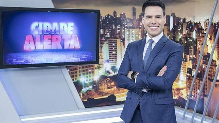 Melhor Âncora Jornalístico - Luiz Bacci (Record TV)
