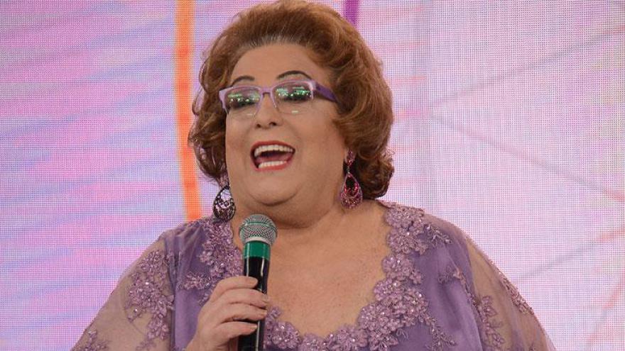 Mamma Bruschetta no Teleton 2018