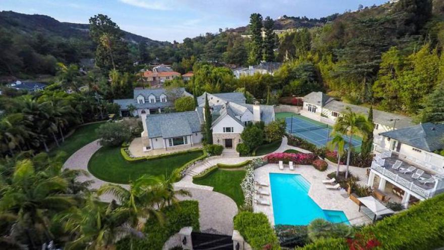 A mansão de Madonna nos EUA