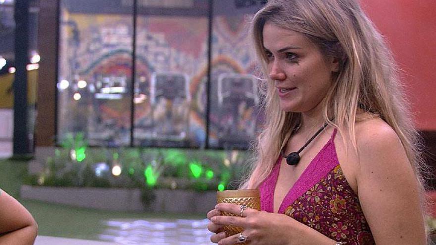 Marcela diz que Babu a decepcionou