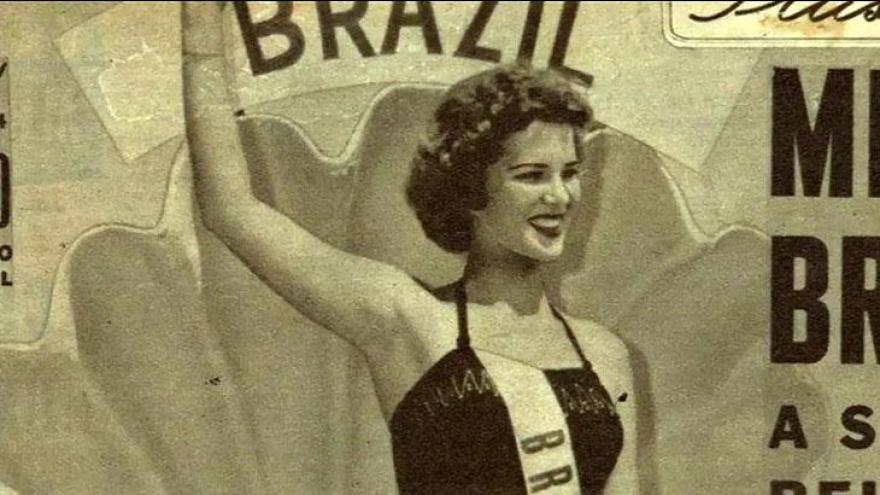 Martha Rocha foi a primeira Missa Brasil