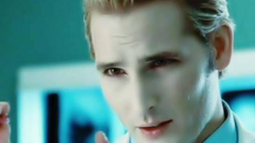 O Dr. Carlisle Cullen da saga