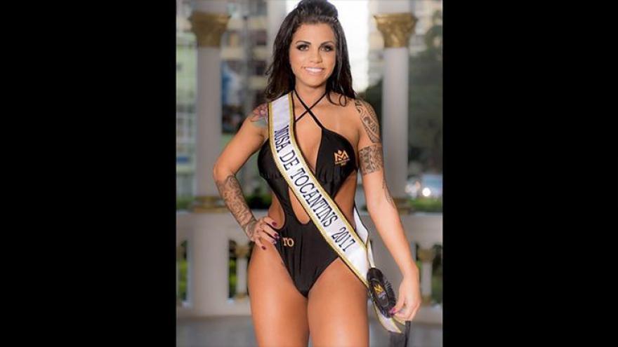 Carol Almeida (Tocantins)