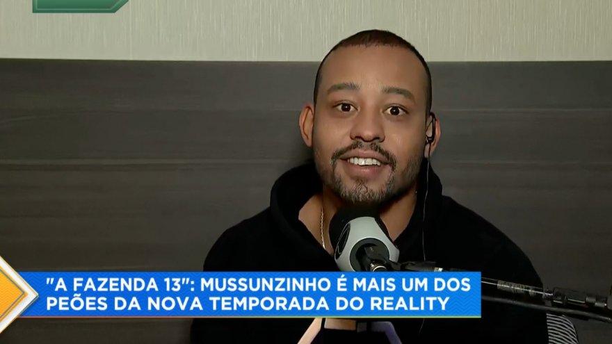 Mussuzinho também foi antecipado em coletiva da Record