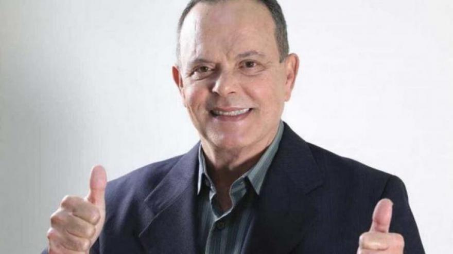 Fernando Vanucci morre aos 69 anos; apresentador passou mal em casa