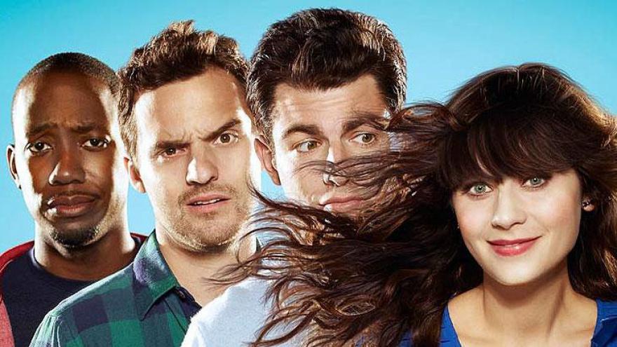New Girl foi eleita a quinta série mais vista no mundo
