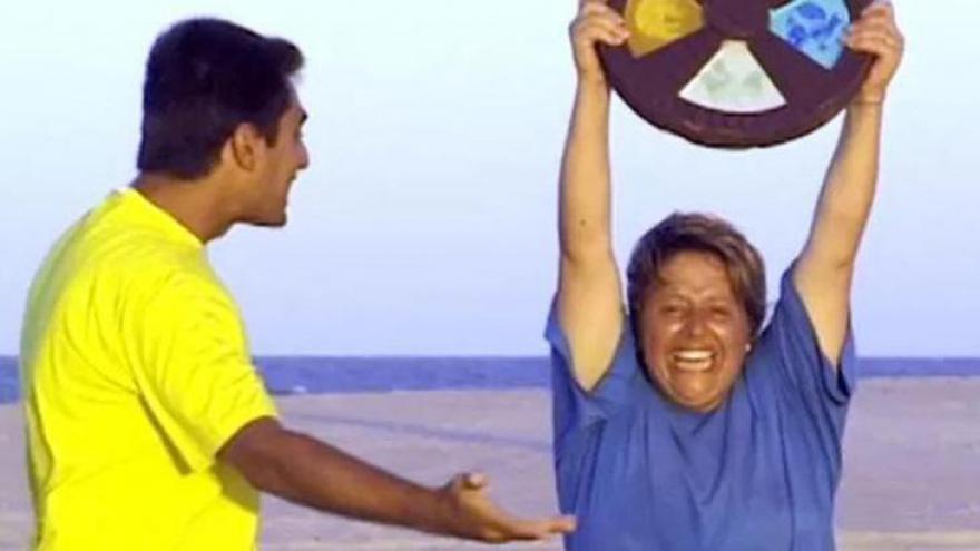 Vencedora da primeira temporada, a cabeleireira Elaine ganhou o prêmio de R$ 500 mil.