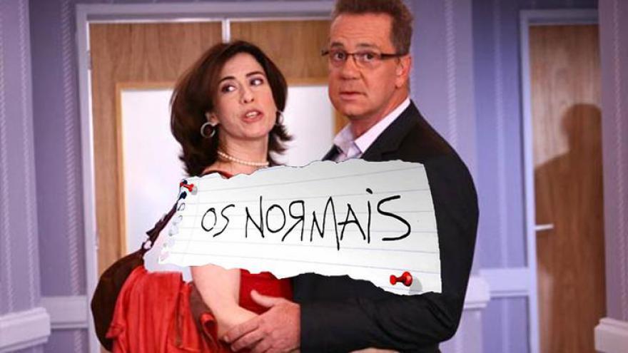 Os Normais foi um fenômeno na Globo - Divulgação