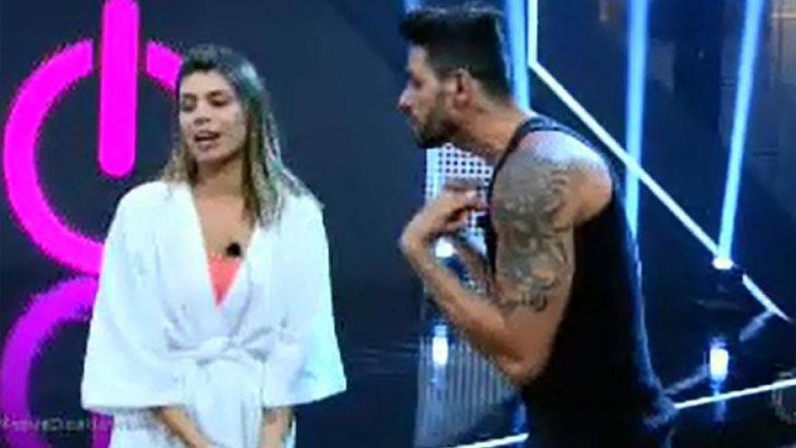 Diego chamou a mulher de burra após ela apostar R$ 1 mil