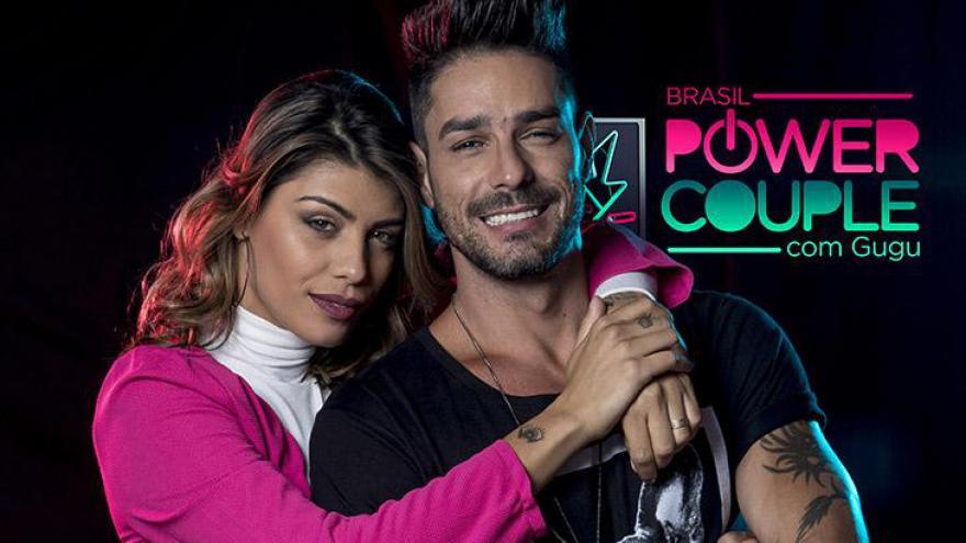 Francielle Almeida e Diego Grossi