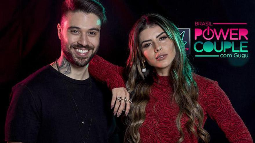 Thaís Bianca e Douglas D'Amore